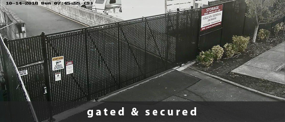Gate entrance | gated and secured